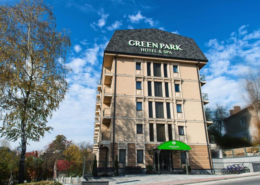 hotel green park w truskawcu